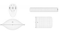 Multi-size blind jajolikog oblika. PLUGY i PLUGSY EI