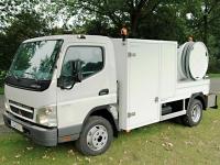 Combi Mitsubishi  Canter