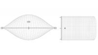 Multi-size gumeni blind jastučastog oblika. PLUGY and PLUGSY
