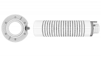 Multi-size gumeni blind sa većim protokom. PLIGSY VP